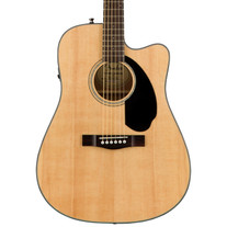 Fender CD-60SCE Dreadnought Walnut - Natural