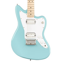 Squier Mini Jazzmaster HH Maple - Daphne Blue