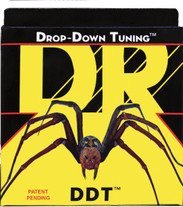 DR Strings DDT-11 Drop-Down Tuning Electric Guitar Strings 11-54