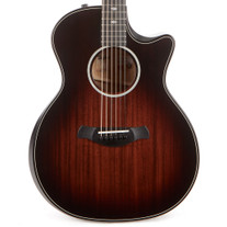 Taylor 324ce Builder's Edition Grand Auditorium Acoustic Electric - Shaded Edgeburst