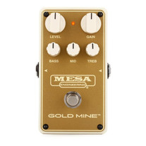 Mesa Boogie Gold Mine Overdrive Pedal