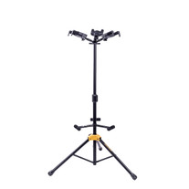 Hercules Stands GS432BPLUS Auto Grip System - Triple Guitar Stand