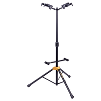 Hercules Stands GS422BPLUS Auto Grip System - Double Guitar Stand