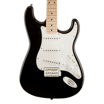 Squier Affinity Series Stratocaster Maple - Black