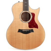 Used Taylor 656ce 12-String Grand Symphony Natural 2014