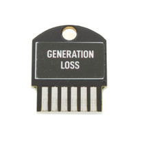 Cooper FX Generation Loss Card for Arcades Console