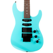 Used Fender Limited Edition HM Stratocaster Rosewood - Ice Blue