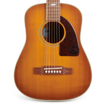 Epiphone Lil' Tex Travel Acoustic Electric - Faded Cherry Sunburst