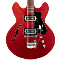 Vintage Framus Caravelle Thinline Red