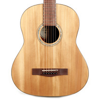 Fender FA-15 3/4 Size Steel String Acoustic with Gig Bag - Natural