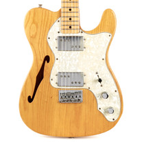 Vintage Fender Telecaster Thinline II Natural 1973