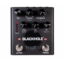 Eventide Blackhole Otherworldly Reverb Pedal