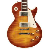 Used Gibson Custom Shop R9 Historic Reissue '59 Les Paul Ice Tea Burst VOS 2008