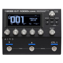 Boss GT-1000 Core Multi Effects Processor