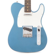 Used Fender Custom Shop 1960 Telecaster Journeyman Relic - Aged Lake Placid Blue