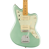 Fender American Professional II Jazzmaster Maple - Mystic Surf Green