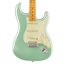 Fender American Professional II Stratocaster Maple - Mystic Surf Green