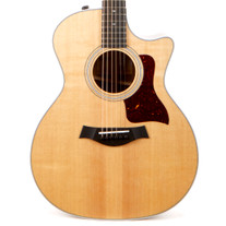 Used Taylor 414ce Ovangkol Grand Auditorium Acoustic Electric - Natural