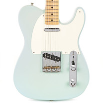 Used Fender Custom Shop '50s Telecaster NOS Sonic Blue 2010
