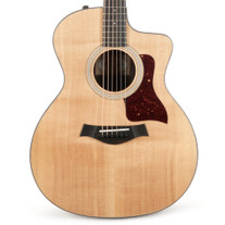 Taylor 214ce Plus Grand Auditorium Spruce & Rosewood Acoustic Electric - Natural