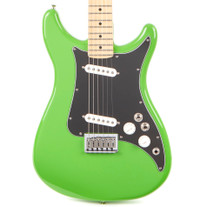 Used Fender Player Lead II Maple - Neon Green