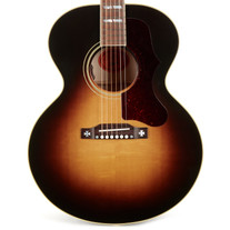 Gibson J-185 Original Acoustic Electric - Vintage Sunburst