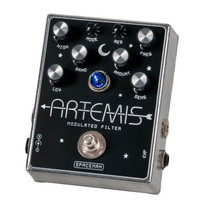Spaceman Effects Artemis Modulated Filter Pedal