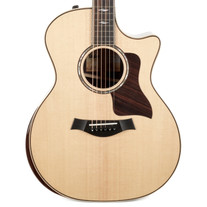 Taylor 814ce Grand Auditorium V Class with Armrest - Natural