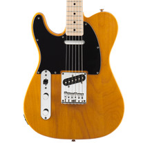 Squier Affinity Series Telecaster Maple Left Handed - Butterscotch Blonde