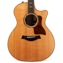 Used Taylor 814ce Grand Auditorium Acoustic Electric with V-Class Bracing