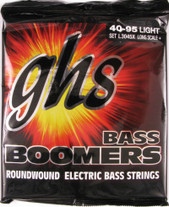 GHS L3045X Bass Boomers Extra Long Scale Bass Strings - 40-95