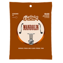 Martin M465 Monel Wound Mandolin Strings 11-40