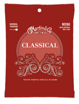 Martin M260 Ball-End Classical Guitar Strings Normal Tension -28-43