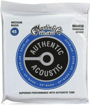 Martin MA4850 Authentic Acoustic SP Acoustic Bass Strings - 45-105
