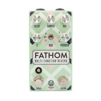 Walrus Audio Fathom Multi-Function Reverb - Limited Santa Fe Series