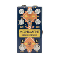 Walrus Audio Monument Harmonic Tap Tremolo V2 - Limited Santa Fe Series