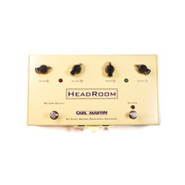 Used Carl Martin Headroom Reverb Pedal
