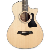Used Taylor 312ce 12-Fret Grand Concert Natural 2018