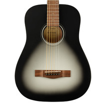 Fender FA-15 3/4 Steel String Acoustic with Gigbag - Moonlight