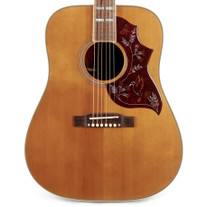 Epiphone Inspired by Gibson Hummingbird Acoustic Electric - Aged Antique Natural Gloss