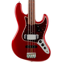 Used Fender American Original '60s Precision Bass Candy Apple Red 2018