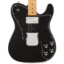 Used Fender Vintage Reissue '72 Telecaster Custom MIM Black 1999