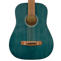 Fender FA-15 3/4 Steel String Acoustic with Gigbag - Blue
