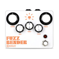 Keeley Fuzz Bender with Active EQ