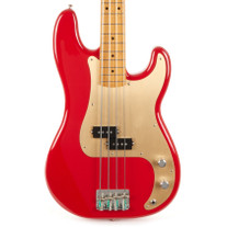 Used Fender Vintera '50s Precision Bass Dakota Red 2019