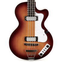 Used Hofner Ignition Club Bass Sunburst 2008