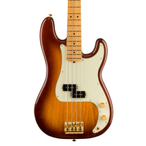 Fender 75th Anniversary Commemorative Precision Bass Maple 2-Color Bourbon Burst