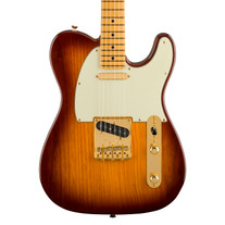 Fender 75th Anniversary Commemorative Telecaster Maple 2-Color Bourbon Burst