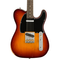 Fender Jason Isbell Custom Telecaster Rosewood 3-color Chocolate Burst