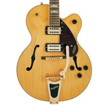 Gretsch G2410TG Streamliner Hollow Body Single-Cut with Bigsby - Village Amber